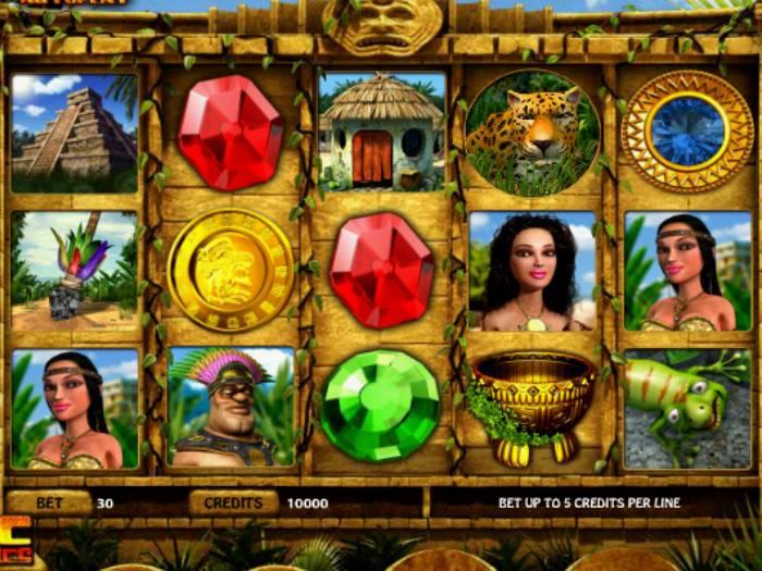aztec treasures iframe