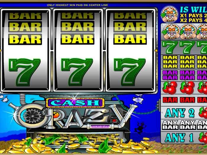 cash crazy iframe