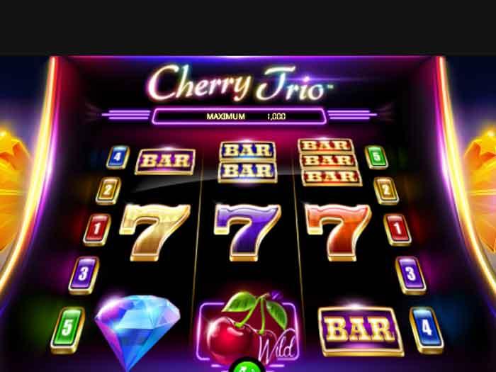 cherry trio iframe