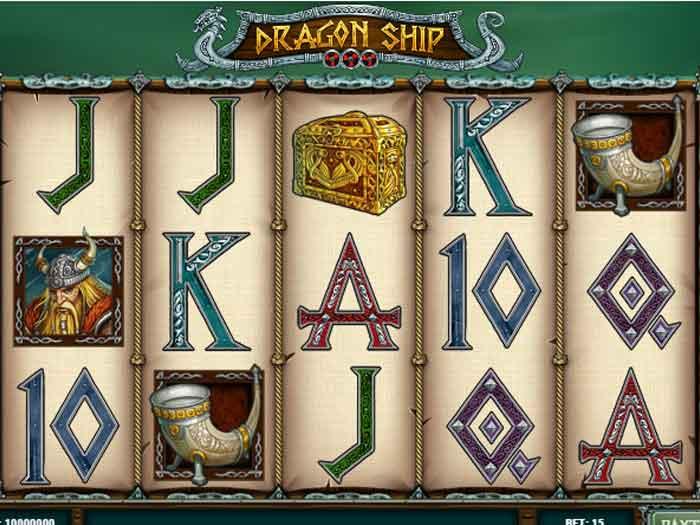dragon ship iframe