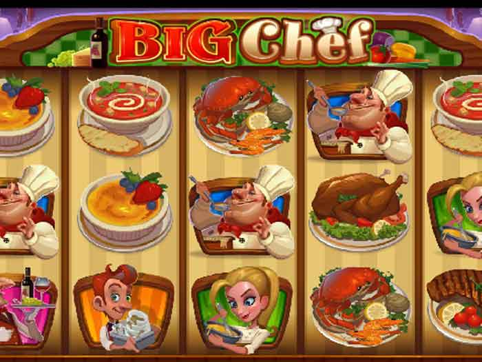 big chef iframe