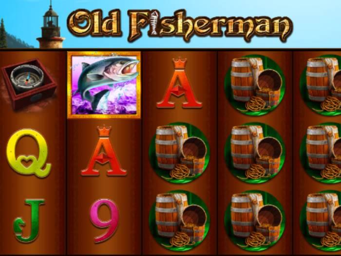 old fisherman iframe