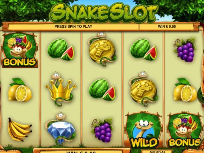snake slot iframe
