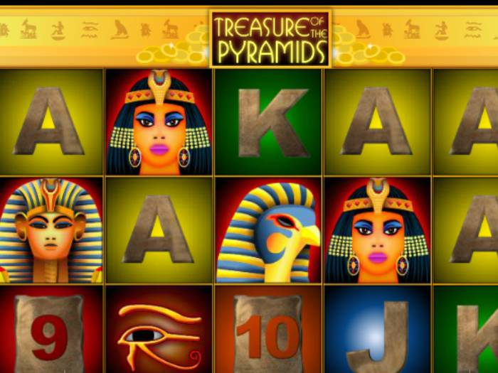 treasure of the pyramids iframe