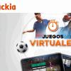 apuestas virtuales Luckia