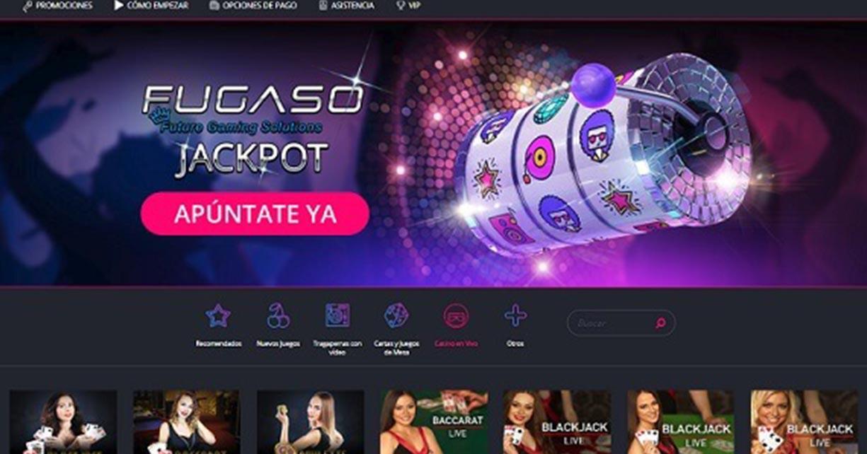 casino disco online