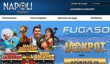 Casino Napoli en España