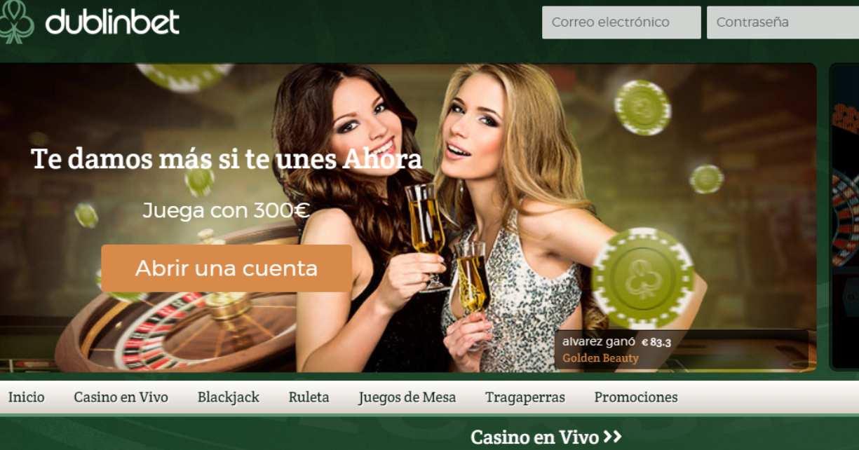 dublinbet casino online