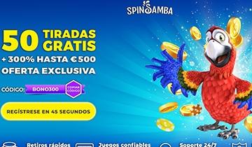 SpinSamba Bono