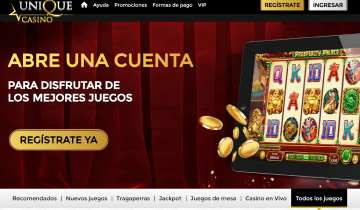 Unique casino España