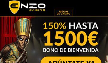bono de bienvenida de enzo casino