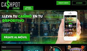 cashpot casino para móvil