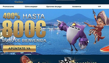 tragaperras casino napoli