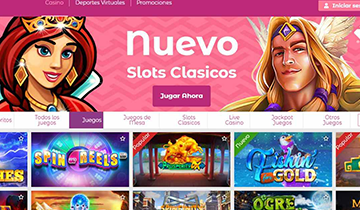 tragaperras online en el casino slottojam