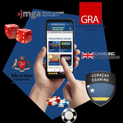 Casinos online sin licencia en españa