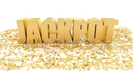 Premios jackpot para tragaperras con botes progresivos