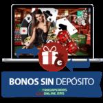 bonos sin depósito para casinos españoles