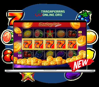 nuevos avances en slots online