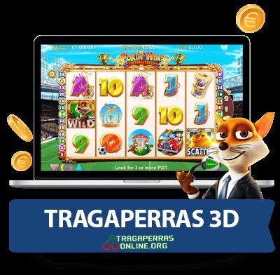 tragaperras 3D online gratis