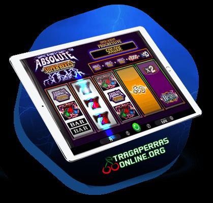 casinos con tragaperras por rodillos online