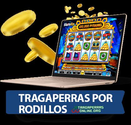 tragaperras por rodillos en casinos online